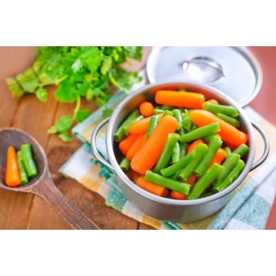 Haricot & carotte