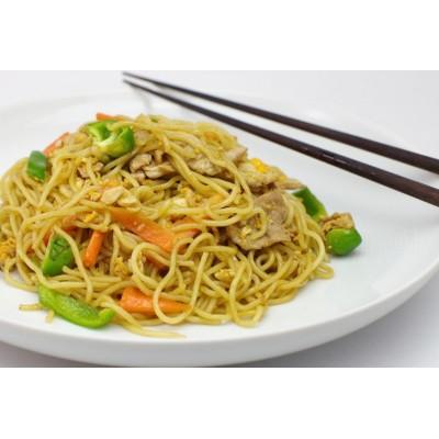 Chow Mein végétarien