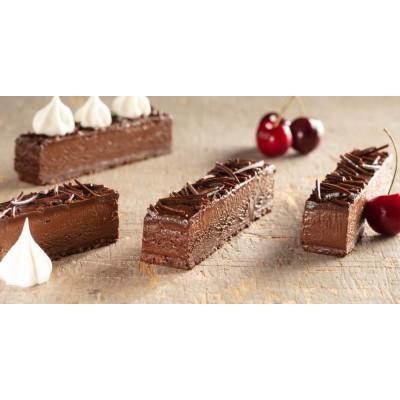 Languette croustillante au chocolat