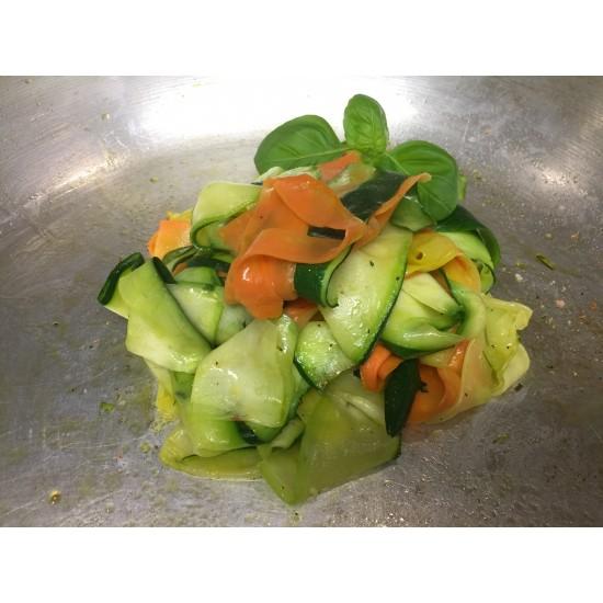 Pappardelle de légumes