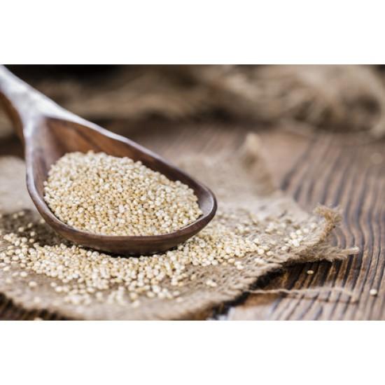 Quinoa au bouillon de légumes
