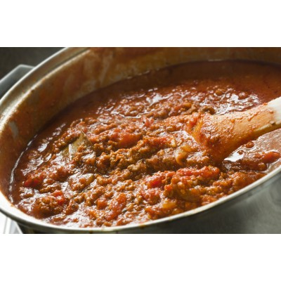Sauce spaghetti à la viande